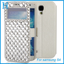 hot selling !! colorful diamond cell phone case for samsung galaxy S4