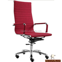 Height Adjustable Fabric Hotel Chair with Metal Legs FOH-F15-A03 fabric