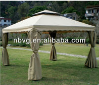 High Quality Aluminum Frame Outdoor Gazebo