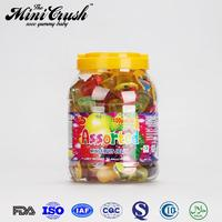 Natural flavored coconut water thailand jelly fruit cup