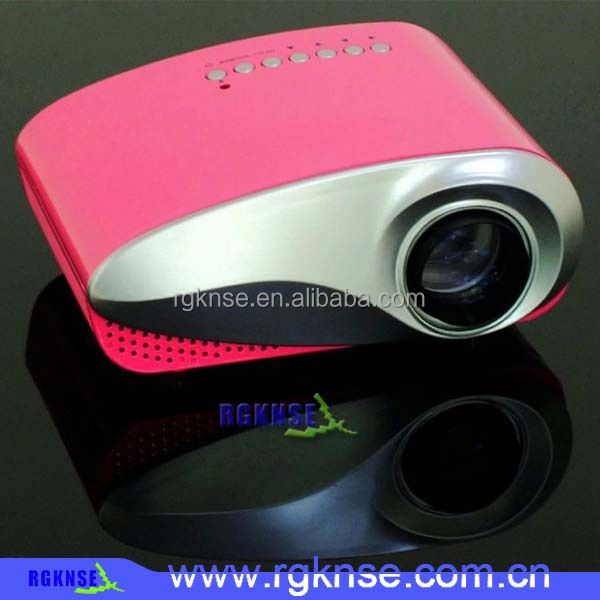 hot sale latest projector mobile phone, mini portable led projector for 2016