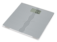 GBS1500L Digital bathroom scale with silk screen printing,curve