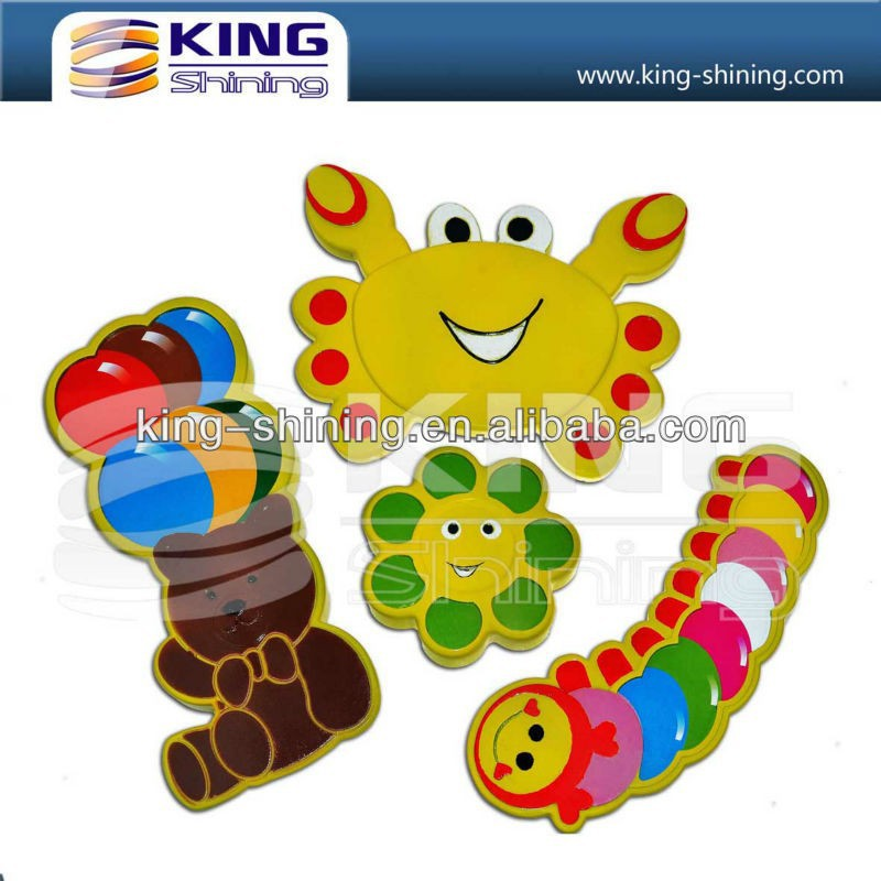 custom plastic sound toys for kids