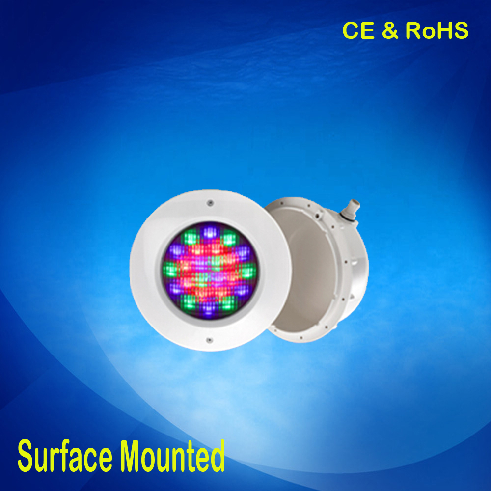 Swimming pool 18w LED under water light 12V sales on alibaba