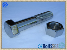 Astm a325 Stainless Steel Hex Bolts, High Quality Stainless Steel Heavy Hex Bolt
