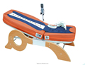 Auto lifting Massager therapy massage bed PLD-6018H