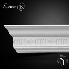 China Factory Hot Sell Home Decorative PU Cornice Moulding