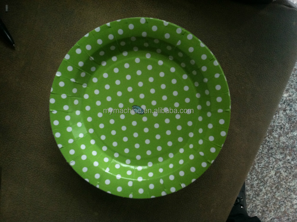 2015 Wholesale High Quality professional raw materials paper plate