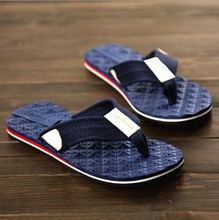 D16619A 2015 men fashion casual flip flops skidproof slippers