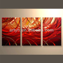 Newest Handmade Modern Abstract Group Art Painting For Decor