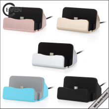 2016 New Products For Samsung Galaxy S6 Docking Station Micro USB Charging Dock Station