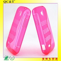 S Line style TPU cell phone case for NEXTEL V35 on alibaba