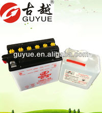 12v dry cell motorcycle battery with high quality
