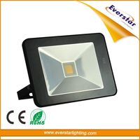 COB ipad thin RA80 Aluminum Microwave Sensor Flood Light