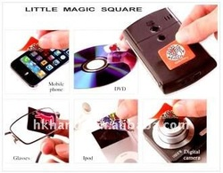 fashionable creative design sticky screen cleaner