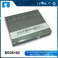 Top quality BD26100 Battery for HTC Inspire 4G A9192 A9191 G10