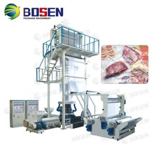 Multilayer Co-extrusion Line Plastic Inflation Film Manufacturing Machine