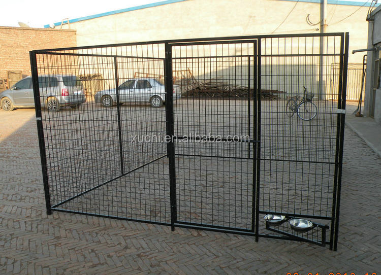 China Backyard dog kennel,Temporary dog kennel Factory