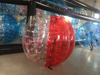 HI New style inflatable bumper ball, inflatable soccer bubble ball, inflatable bubble football.