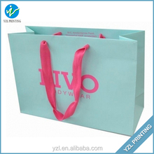 Recycle Christmas paper bag for gift,presents,food,pastry