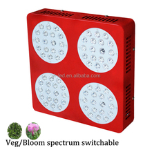 Emitting Color Changeable Grow Lights 200W, 200w apollo 4 led grow light