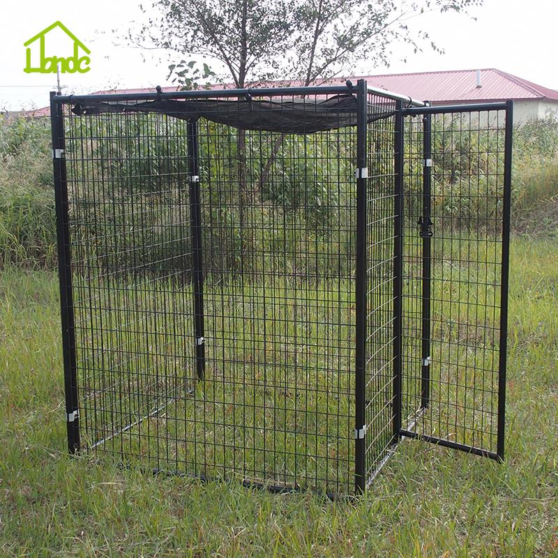 Wholesale Fashion Heavy Duty Metal Galvanized Dog Kennels