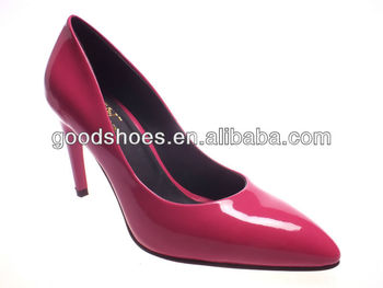 Innovative Women Pumps 2014 High Heels Fashion Style Womengenuine Leather Shoes