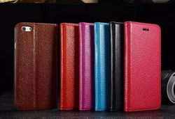 Wholesale Factory Genuine Leather Case For I phone 6,For Iphone6 Case,For Iphone 6 Case