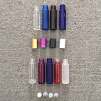 wholesale indonesia cheap refillable glass bottle parfum 10ml roll on