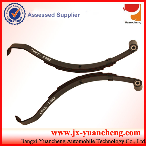 small trailer actros leaf spring