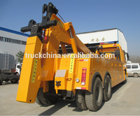 2015 new truck China Howo Tow truck for sale