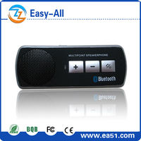 CE certification Car Bluetooth hands free kit speaker for music play and answering calls