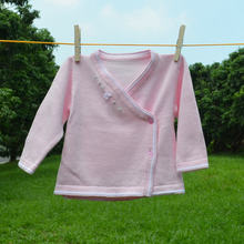 2016 Fashion girls boutique pink handmade baby sweater