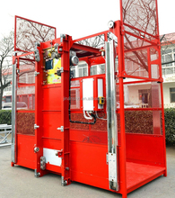 SC200/200 High quality construction elevator of construction building hoist