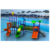 Commercial Professional swimming pool tube water slide HF-143A