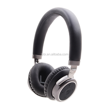 True Wireless Stereo Headphones with Microphone On-ear Foldable Bluetooth Headset