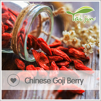 Chinese New Crop Dried Goji Berry With Good Quality