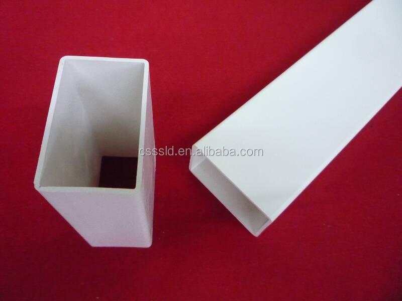Upvc quot x rectangular pipe buy square pvc