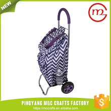 Wholesale China supplies portable hot selling vogue trolley bag