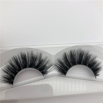OEM Factory Price Own Brand Highest Quality Fur Eyelashes 3D Mink fur Lashes