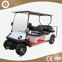 2018 New Model 4+2 electric golf cart on sale