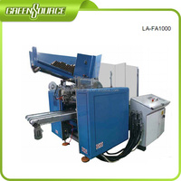 Full automatic paper rewinding and cutting machine for wax paper, parchment paper