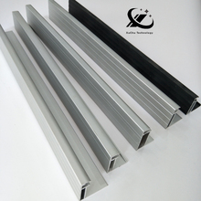 All kinds of wall thickness aluminum alloy frame