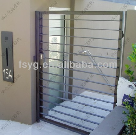Modern Steel Gates Design YG-Gate9