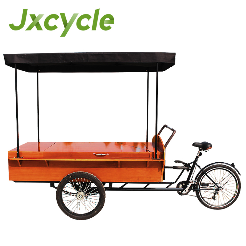 high quality and technical environmental three wheel r for sale cargo trike hot dog cart for sale