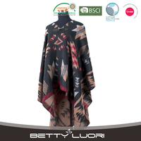 Hot Sale Made in china pashmina cape