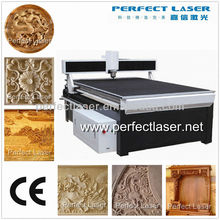 acrylic/mdf/wood/metal/marble cnc router for pattern making
