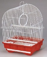 outdoor acrylic wire bird cage round parrot cage pet products