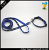 Promotion dog leash and dog collar with custom logo no minimum order
