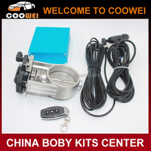"Newest Style 2.0"" 2.36"" 2.5"" 2.75"" 3.0"" Exhaust Valve Flap Control +Electric Control Box For Exhaust Catback Downpipe Multi size"